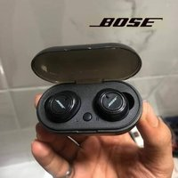 Used Bose Earbuds good look Monday night in Dubai, UAE