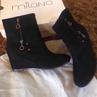 Used Milano 👢 boots size 39(new) in Dubai, UAE