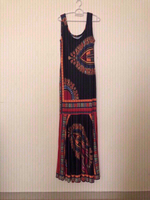 NEW Ladies Long Dress XL