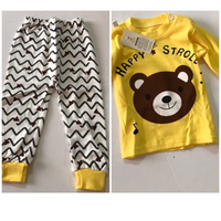 Used Pajama set for infants 👶 size 80/55 in Dubai, UAE