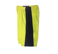 Long shorts - Blue and yellow