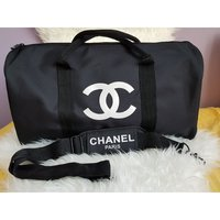 Used Authentic Chanel VIP gym bag in Dubai, UAE