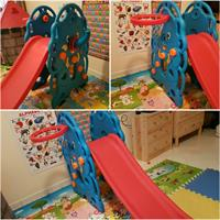 Slides With Basketball Access And Elephant Ring Stuff