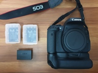 Used Canon Eos 750D with Lense 18-135mm in Dubai, UAE