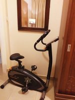 Used Fitness cycle + iphone accessories in Dubai, UAE
