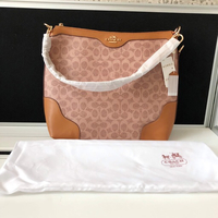 Used Coach Light Color Tote  in Dubai, UAE