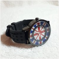 Black UK watch