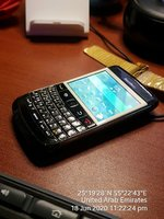 Used BlackBerry Bold ♥️MOB1 in Dubai, UAE
