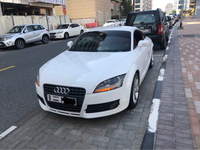 Used Audi TT in Dubai, UAE