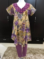 Used Long shirt with trousers3 in Dubai, UAE
