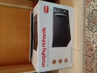 Used Morphy Richards 23L Digital Microwave in Dubai, UAE