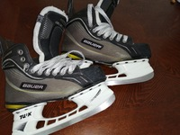 Used BAUER ice hockey skates in Dubai, UAE
