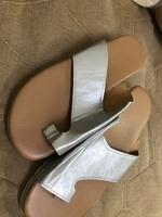 Used Women 4Pc sandals 38 in Dubai, UAE