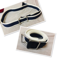 Used Belt Unisex Free size 💙 in Dubai, UAE