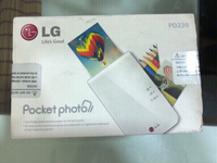 Used LG pocket photo brand new  in Dubai, UAE