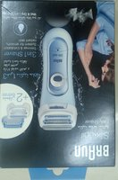 Used Braun Lady Shaver Packed for Sale in Dubai, UAE