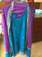 Size m like new party dress