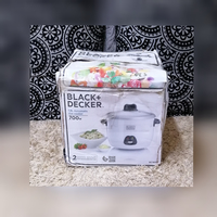 Used Black +Decker Rice cooker in Dubai, UAE