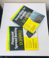 Used 4 Easy peasy finance books -informative  in Dubai, UAE