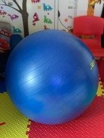 Used Gym/Pilates Ball with foot pump in Dubai, UAE