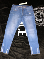 BRAND NEW PLUS SIZE JEANS NEVER WORN