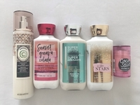 Used Lotions & Body Care Bundle in Dubai, UAE