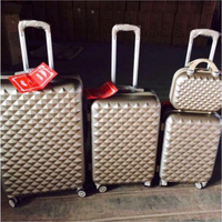 Trolly bag 4 pcs set