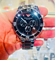 Used Original EMPORIO ARMANI WATCH  in Dubai, UAE