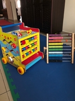 Used Two Development baby toys in Dubai, UAE