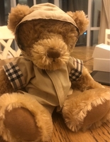 Used Authentic Burberry teddy bear  in Dubai, UAE