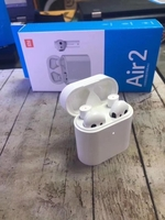 Used Mi 2 wireless airpods with charging case in Dubai, UAE