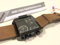 Used New SKMEI 6 Digits Digital Watch 1391 in Dubai, UAE