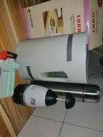 Used Coffee flask and garlic presser in Dubai, UAE