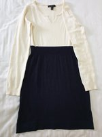 Used Long Sleeves Cotton Dress in Dubai, UAE