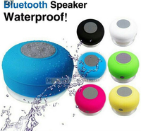 Used Waterproof Shower Speaker With Hand Free Calling And Wall Suction At The Back Great For Use in Dubai, UAE