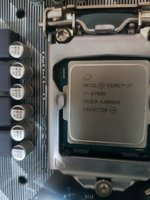 Used Cpu Intel core i7 6700k 6th in Dubai, UAE