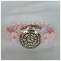 Pink watch timeco new watch fashion