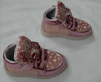 Used Shoes for girl size 25 Shining pink... in Dubai, UAE