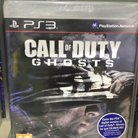 Used Ps3 Cassettes Call Of Duty Ghosts in Dubai, UAE