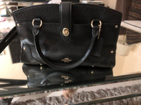 Used Coach Mercer Satchel Bag in Dubai, UAE