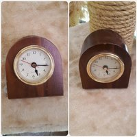 Used Round office watch wooden in Dubai, UAE