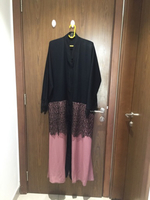 Used Lace Abaya in Dubai, UAE