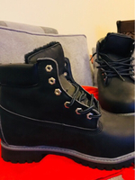 Timberlands winter shoes