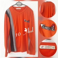 Used Orange Shirt in Dubai, UAE