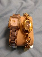 Used Anne Klein and mangonwatch in Dubai, UAE