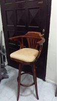 Used High/ Bar Chair in Dubai, UAE