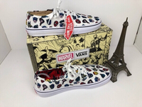 Used Vans Marvel edition SuperHero - Size 43 in Dubai, UAE