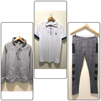 New Bundle Hoodie, Polo Shirt, Legging