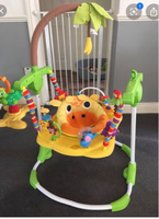 Used Mothercare Safari Jumperoo in Dubai, UAE