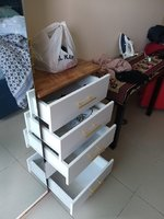Used Dressing Table and Side Table in Dubai, UAE